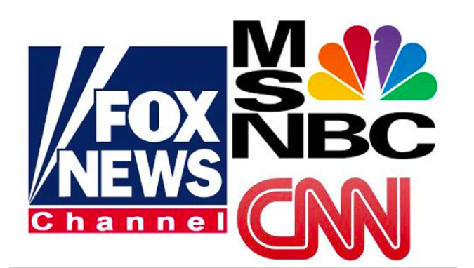 Corporate Media is the Enemy of thePeople.