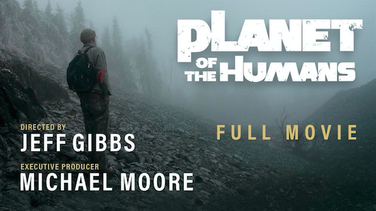 Watch: Planet of the Humans, FullMovie