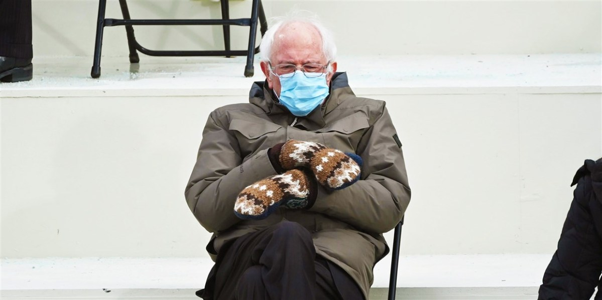 The 'Bernie's Mittens are White Privilege' Essay Shows Liberals, Not Leftists, Have GoneCrazy