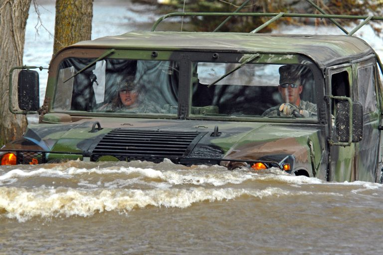 The Military is Among Climate's BiggestEnemies